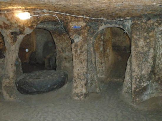 village souterrain
