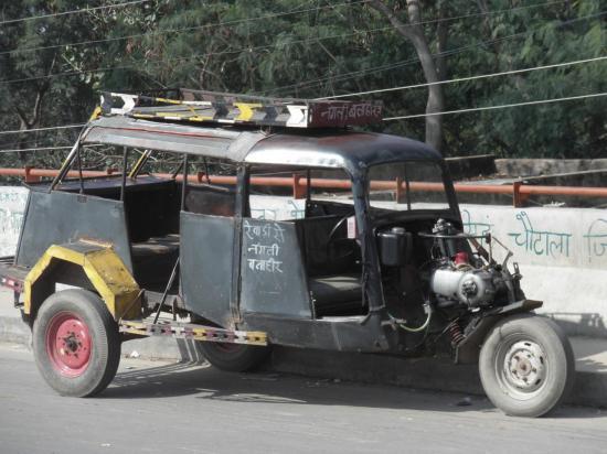 tuk tuk - taxi