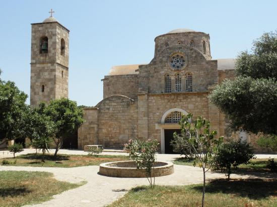 Monastère St Barnabé