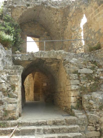 Chateau St Hilarion
