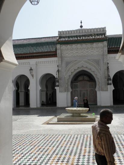 Mosquée Al Quaraouine