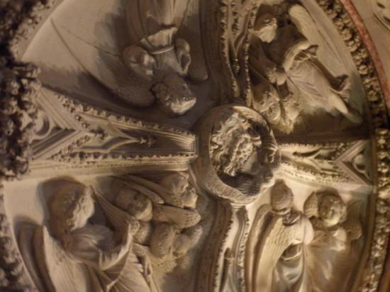 Sibenik, cathédrale St Jacques (patrimoine UNESCO)