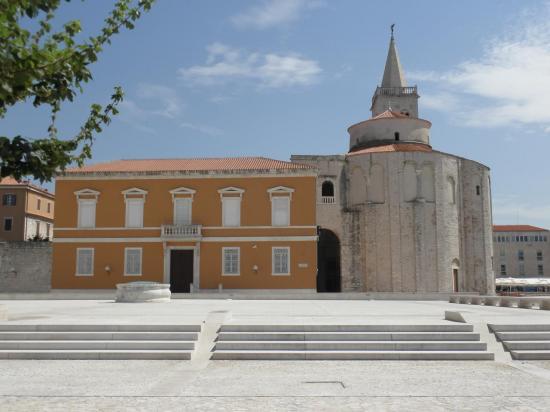 Zadae, église St-Donat