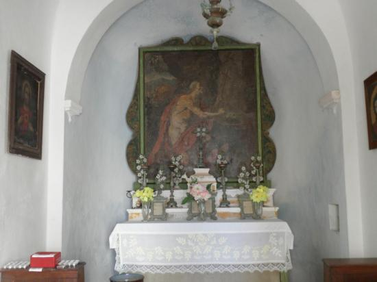 Lopud - St Jeremy, ermite