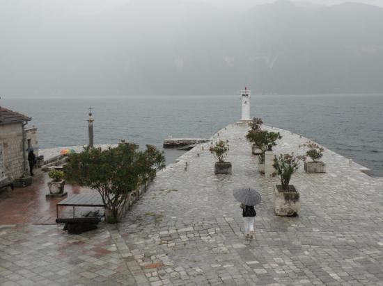 Montenegro, îlot Gospa, église votive