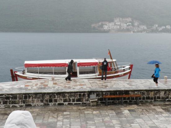Montenegro, îlot Gospa