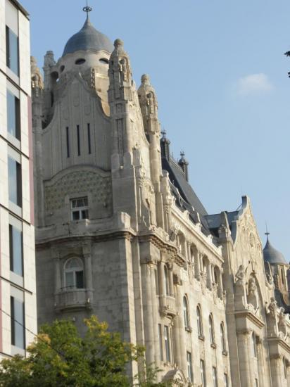un magnifique bâtiment