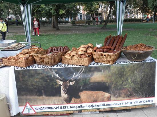 charcuterie hongroise