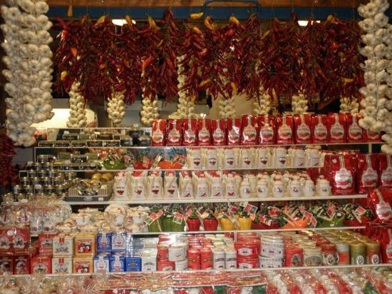 typiquement local: poivrons-paprika