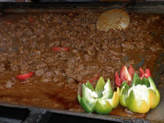 goulash de beef, spécialité hongroise