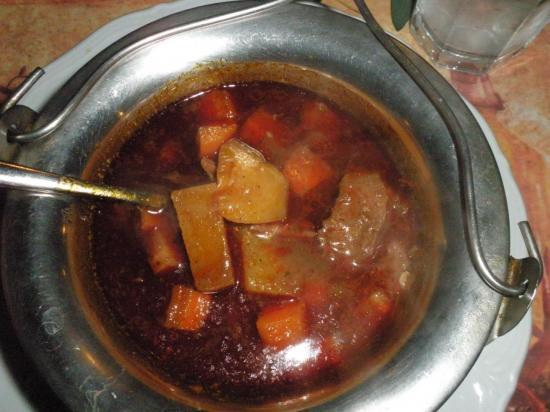 soupe de goulash