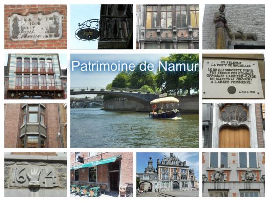 patrimoine namurois